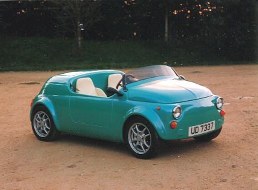 Barchetta Model Cars Shop